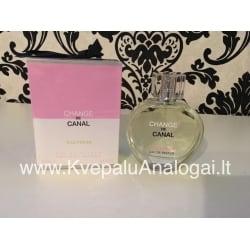 Chanel Chance eau de Fraiche moteriškų kvepalų analogas atitinkantis kvapą ir panašus buteliukas, 100ml, EDP
