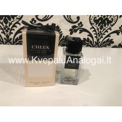 Carolina Herrera Chic for men vyriškų kvepalų analogas atitinkantis kvapą ir panašus buteliukas, 100ml, EDP