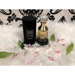 Lataffa Velvet Oud arabiški kvepalai moterims ir vyrams, unisex, EDP, 100ml