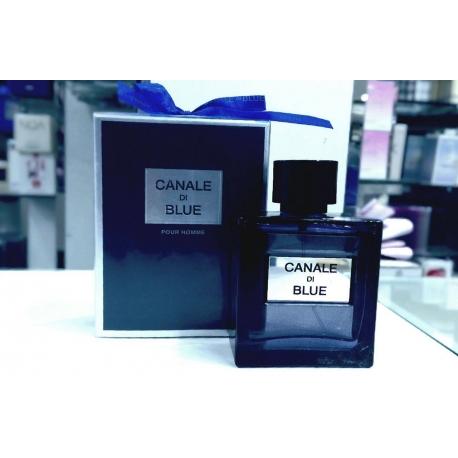 Chanel Bleu vyriškų kvepalų analogas atitinkantis kvapą ir panašus buteliukas, 100ml, EDP
