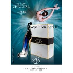 Good Girl Légère aromato arabiška versija moterims, atitinkantis kvapą ir BUTELIUKĄ bei idealiai išlieka, EDP, 90ml