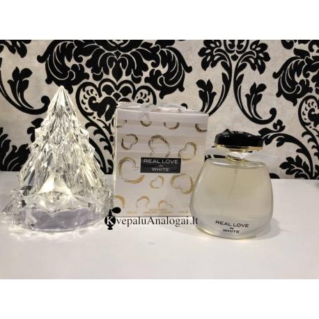 Creed LOVE IN WHITE aromato arabiška versija moterims, EDP, 100ml.
