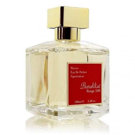 Maison Baccarat Rouge 540 arabiška aromato versija atitinkanti kvapą, EDP, 100ml