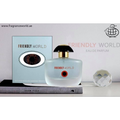 KENZO World aromato arabiška versija moterims, EDP, 100ml