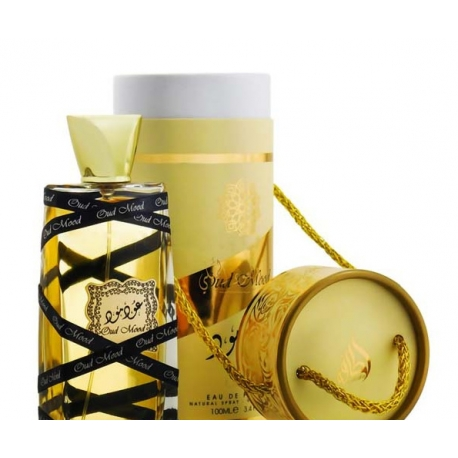 Lattafa Oud Mood arabiškas nuostabus unisex aromatas, EDP, 100ml