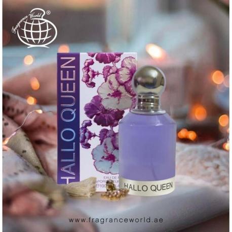 Jesus Del Pozo Halloween aromato arabiška versija moterims, EDP, 100ml.