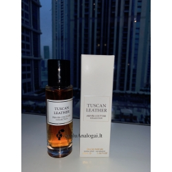 Tom Ford Tuscan Leather aromato arabiška versija moterims ir vyrams, kišeniniai kvepalai, EDP, 30ml.