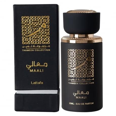 Lattafa Maali arabiški rytietiški kvepalai moterims ir vyrams, 30ml, EDP.