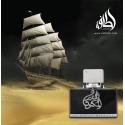 Lattafa AL DUR AL MAKNOON SILVER arabiškas aromatas vyrams ir moterims, EDP, 100ml.