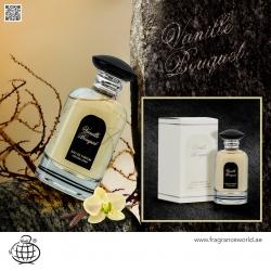 Nasamat Oud Bouquet (vanille bouquet) aromato arabiška versija moterims ir vyrams, 100ml, EDP.