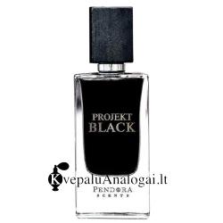Black Afgano (Project Black) aromato arabiška versija moterims ir vyrams, 60ml, EDP