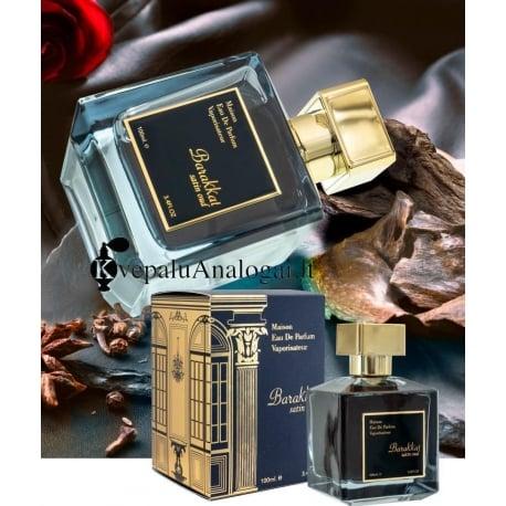 Maison Baccarat Oud Satin Mood aromato arabiška versija moterims ir vyrams, 100ml, EDP.