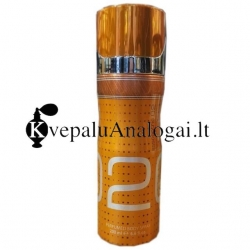 Escentric Molecules Escentric 02 aromato arabiškos versija dezodorantas moterims ir vyrams, 200ml.