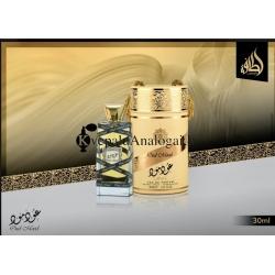 Lattafa Oud Mood arabiškas nuostabus unisex aromatas, EDP, 30ml