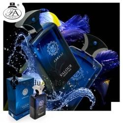 Amouage Interlude Black Iris Man (Abraaj Valour Night Iris) aromato arabiška versija vyrams, EDP, 100ml.