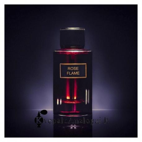 CH Burning Rose (Rose Flame) aromato arabiška versija moterims ir vyrams, EDP, 100ml.