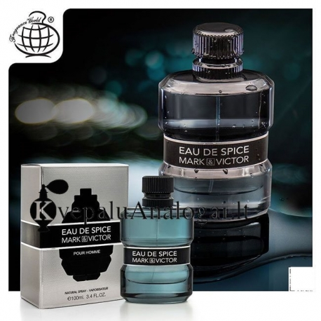 Viktor & Rolf Spicebomb (Eau de Spice Mark & Victor) aromato arabiška versija vyrams, EDP, 100ml.