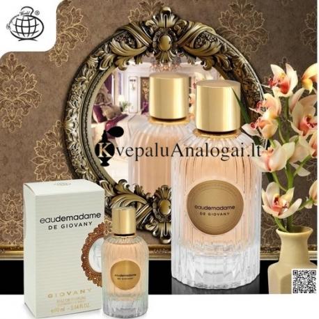 Givenchy Eaudemoiselle (Eau De Madame De Giovany) aromato arabiška versija moterims, EDP, 100ml.