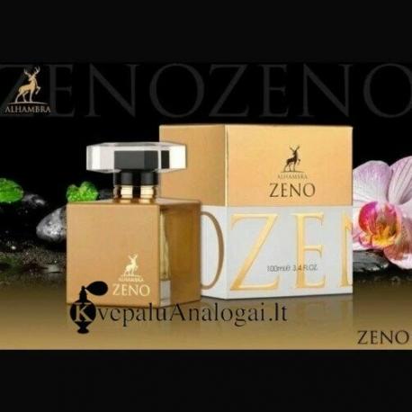 Shiseido Zen moteriškų kvepalų analogas atitinkantis kvapą ir panašus buteliukas, 100ml, EDP