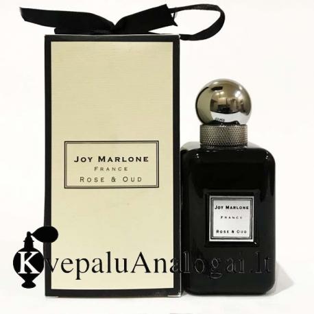 Malone Rose&Oud aromato arabiška versija moterims ir vyrams, 100ml, EDP.