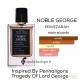 Prive Zarah Noble George (Inspiracija pagal Penhaligon's The Tragedy Of Lord George) arabiškas aromatas vyrams, EDP, 80ml.