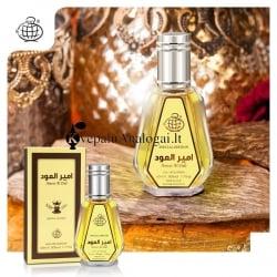 Fragrance World Ameer Al Oud VIP Special Edition arabų šedevro aromatas vyrams ir moterims, EDP, 50ml.