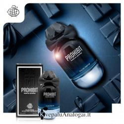 GIVENCHY L'INTERDIT INTENSE (Prohibit Parfum Intense) aromato arabiška versija moterims, EDP, 100ml.