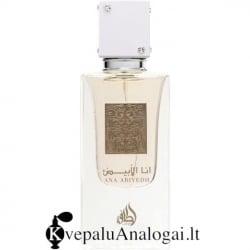 Lattafa Ana Abiyedh originalūs arabiški kvepalai moterims ir vyrams, EDP, 60ml.