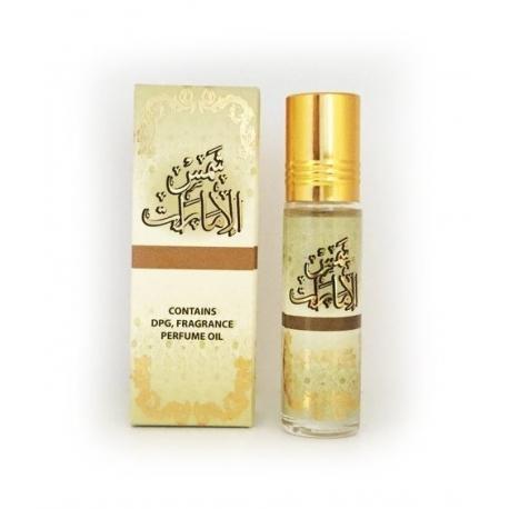 Aliejiniai kvepalai Shams Al Emarat by Lattafa moterims ir vyrams, 10ml.
