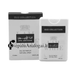 Lattafa Ana Abiyedh originalūs arabiški kvepalai moterims ir vyrams, EDP, 20ml.