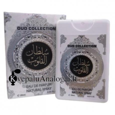Lattafa Sultan Al Quloob originalūs arabiški kvepalai vyrams, EDP, 20ml.